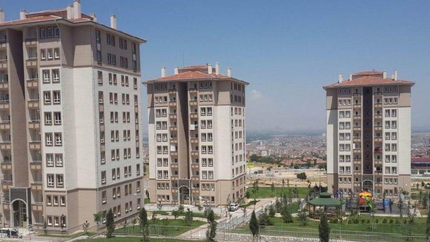 TOKİ'den Aliağa'ya 614 Konutluk Yeni Proje