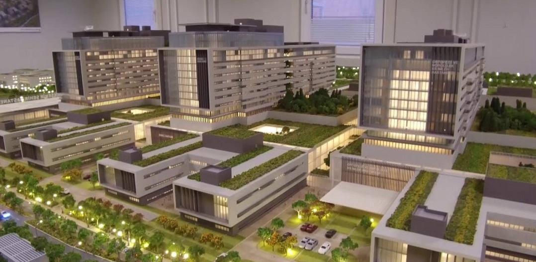 İkitelli Şehir Hastanesi Mayıs 2020'de Açılacak