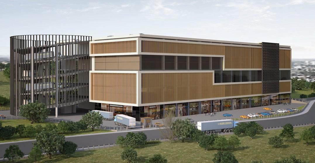 Esenyurt Modern Sanayi Merkezi Projesinin Yüzde 70'i Bitti