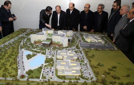Adana Şehir Hastanesi Sonbaharda Açılacak!