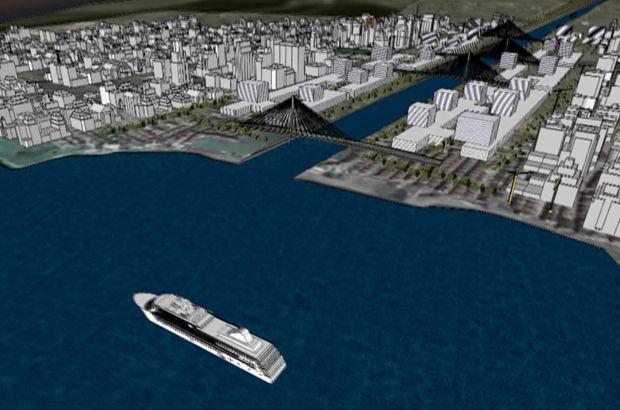 Kanal İstanbul'un Hafriyatından 3 Ada İnşa Edilecek