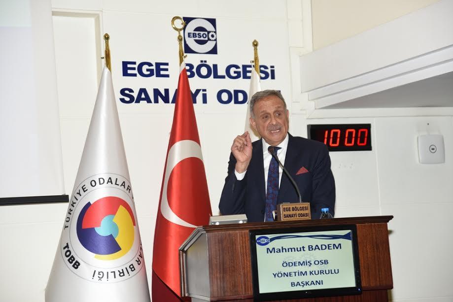 Ödemiş OSB'nin Parselasyonu ve İmar Planları Yapıldı