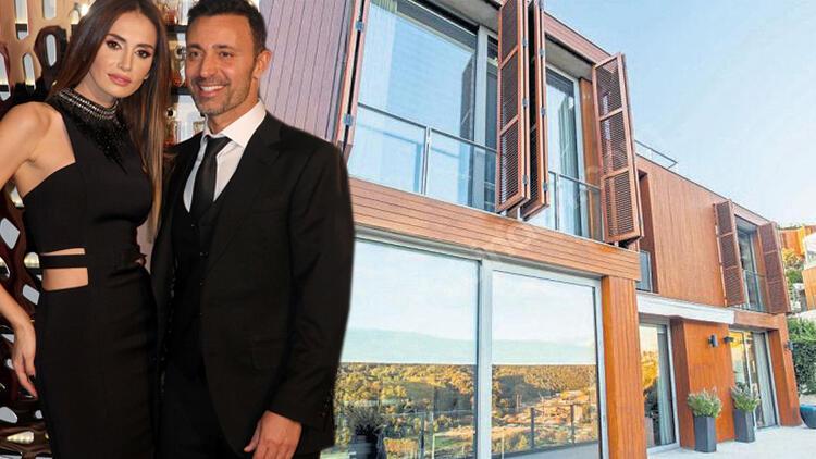 Mustafa Sandal Çubuklu Vadi'deki Evini 29 Milyon TL'ye Satıyor