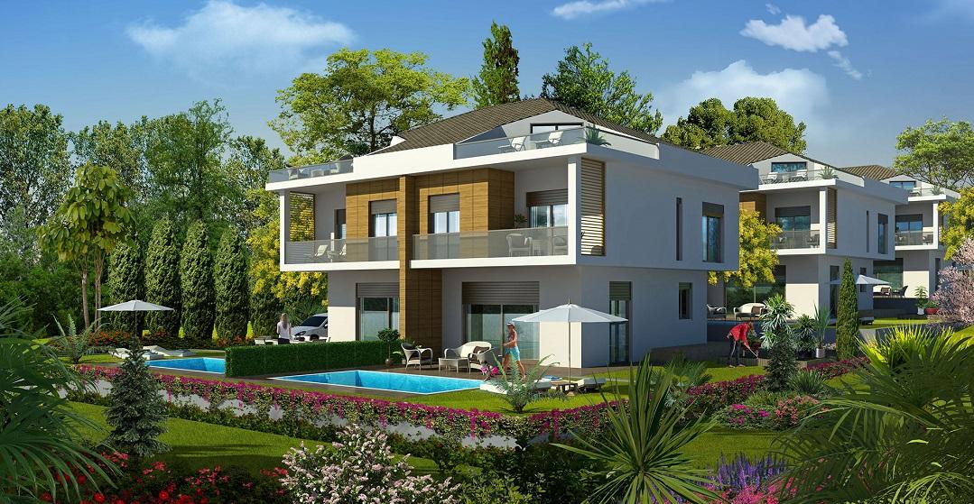 Bahçeli Villa Kiraları Yüzde 35 Arttı!