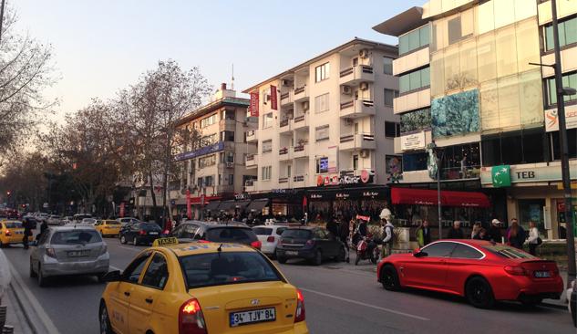 Bağdat Caddesinde Yüksek Kiralar Yüzünden Dükkanlar Boşaldı