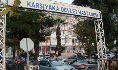 Karşıyaka Eski Devlet Hastanesi Yıkılıyor!