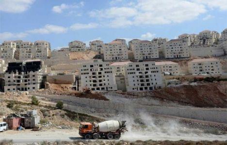 İsrail, Batı Şeria'da 3 Bin Yerleşim Yeri Planlıyor!