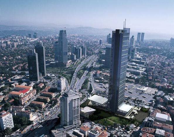İşte Türkiye'deki En Uzun 12 Bina!
