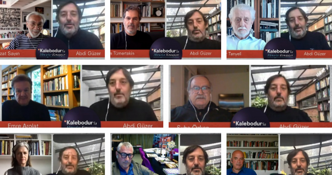 Kalebodur'la Mimarlar 'Online' Olmaya Devam Ediyor