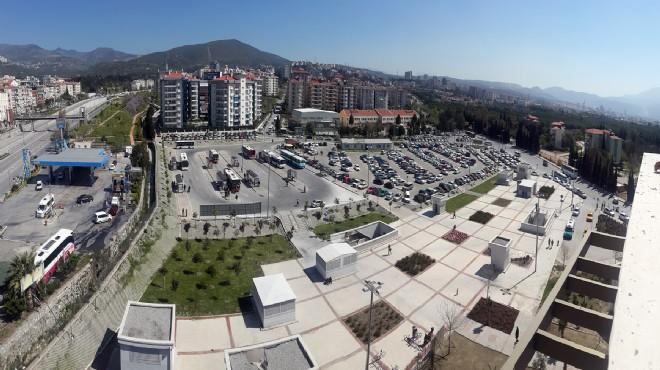 Evka 3'teki Otopark Alanı İçin Mimari Proje Yarışması