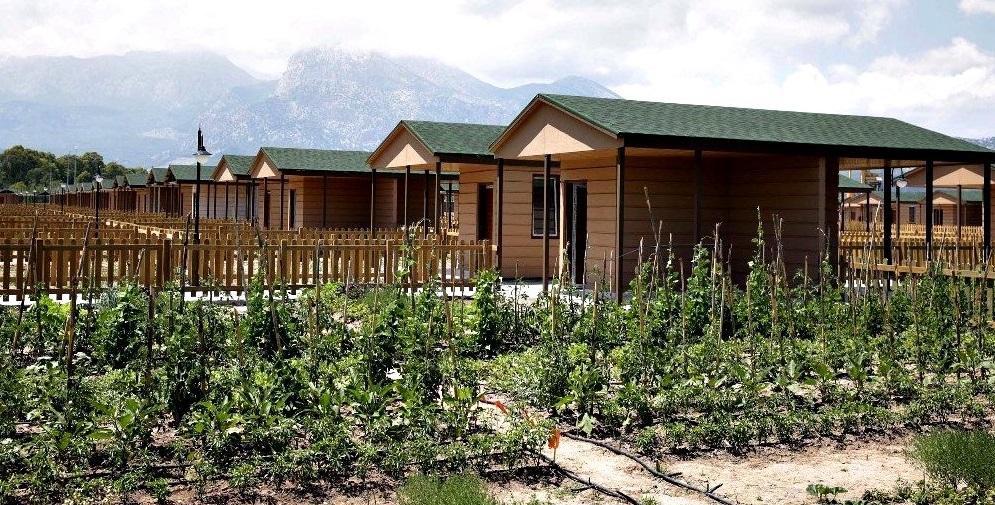 İzmir'de Tarım Alanlarına Konut Yapıldığı İddialarına Cevap