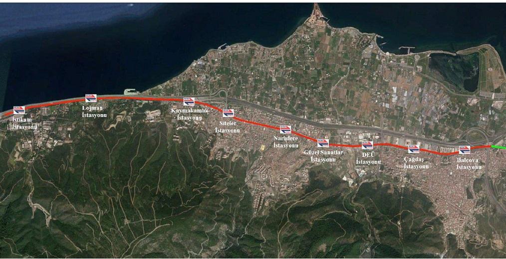 Narlıdere Metrosu İçin 75 Milyon Euro'luk Kredi Anlaşmazı