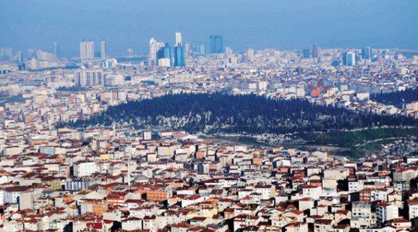 İstanbul'da 63 Riskli Alanda Kentsel Dönüşüm Hızlandırıldı