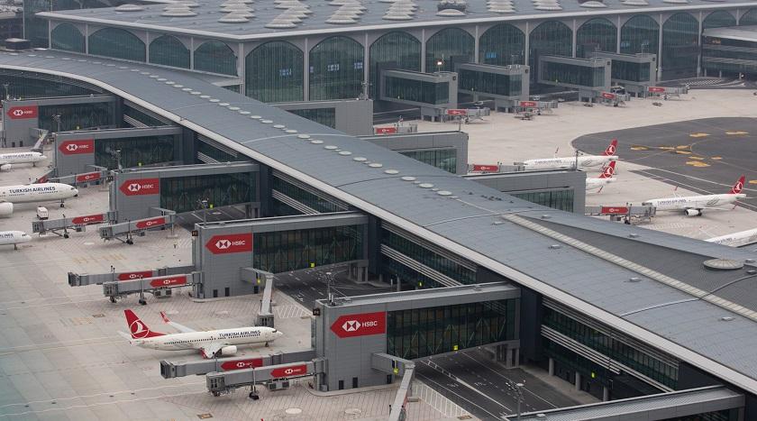 """İstanbul Havalimanı Terminali Dünyanın En Büyük """"LEED Altın"""" Sertifikalı Binası Oldu"""