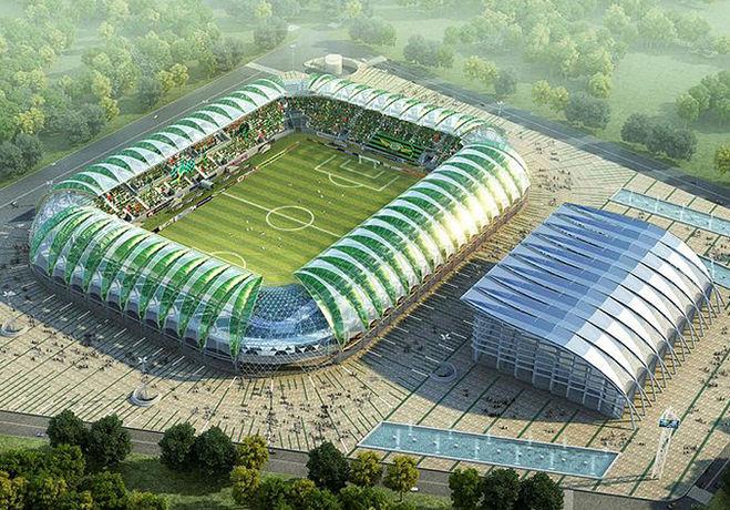 Akhisar Stadı Ağustosta Bitiyor