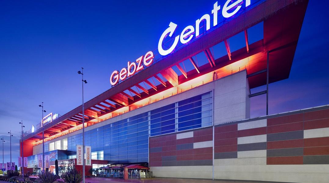 Gebze Center AVM 1 Haziranda Açılıyor