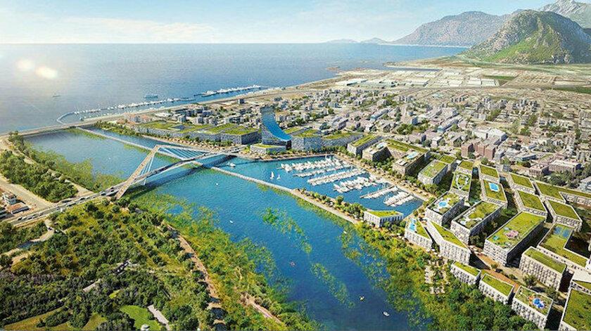 Kanal İstanbul'un İmar Planı Çalışması Tamamlandı