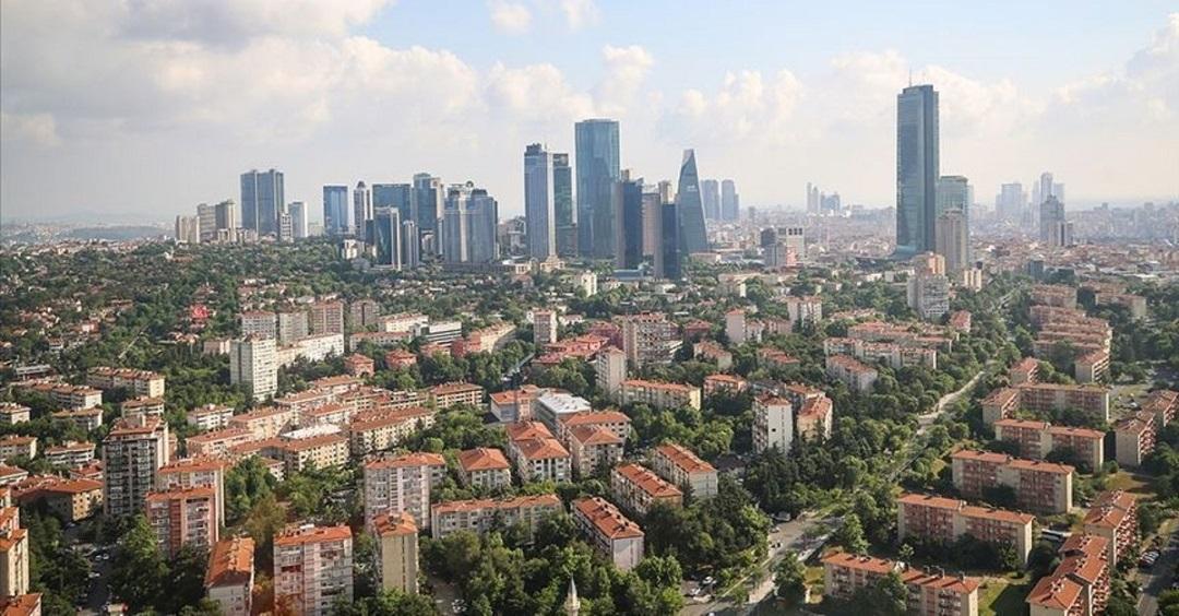 İstanbul'un Bu İlçelerinde Evi Olan Yaşadı!