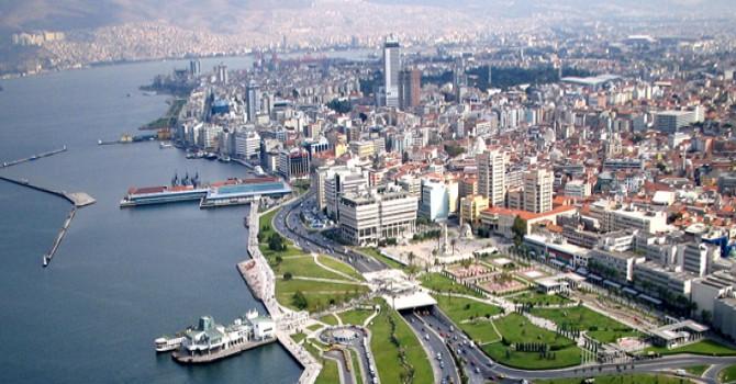 İzmir'de Konut Fiyatları Yüzde 45 Arttı!
