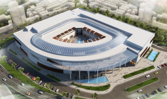 Çiğli Atatürk OSB'ye Dev Alışveriş Merkezi Geliyor