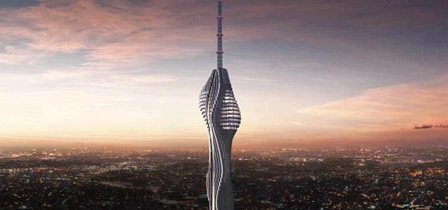 Çamlıca Kulesi Ramazan Sonunda Açılacak