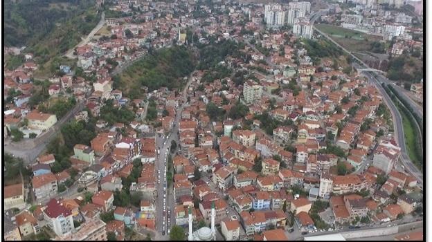 İzmit Cedit Mahallesi Kentsel Dönüşüm 2020