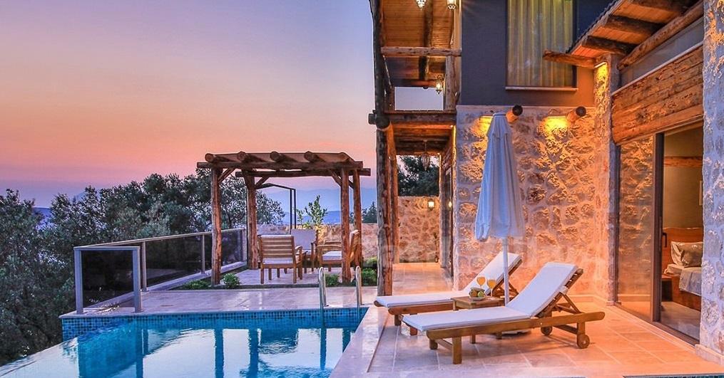 Tatile Çıkacakların Yüzde 45'i Müstakil Ev Ve Villalarda Kalacak