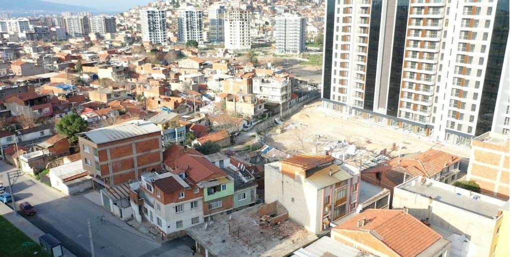 İzmir'de Kentsel Dönüşüm Çalışmaları Hızlanıyor