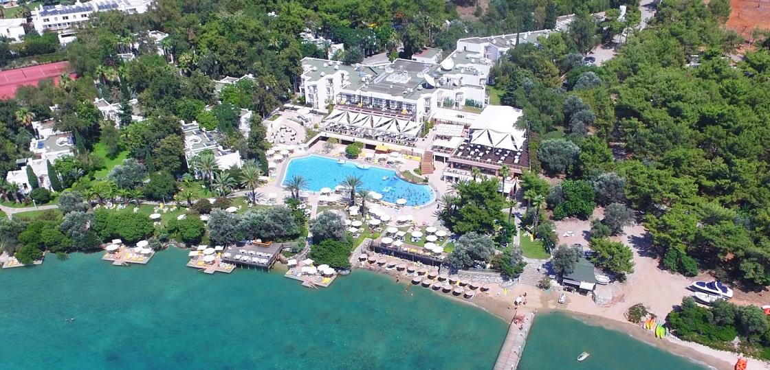Doğan Grubu Bodrum'daki 3 Otelin Yönetimini Hilton'a Emanet Etti