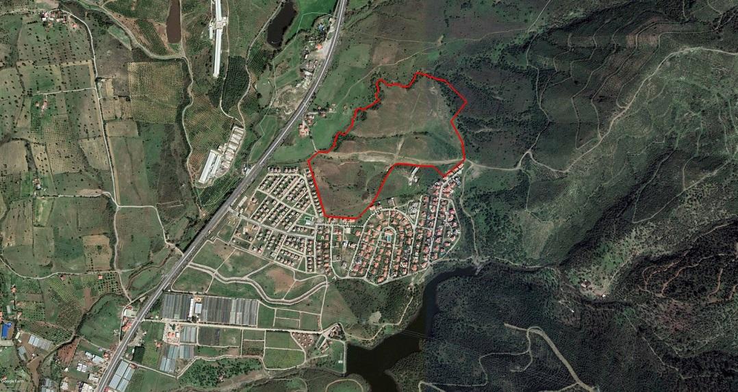 Folkart Urla'da 180 Villalık Yeni Projeye Başladı