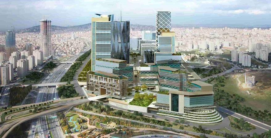 İstanbul Finans Merkezi Aralık 2021'de Açılacak