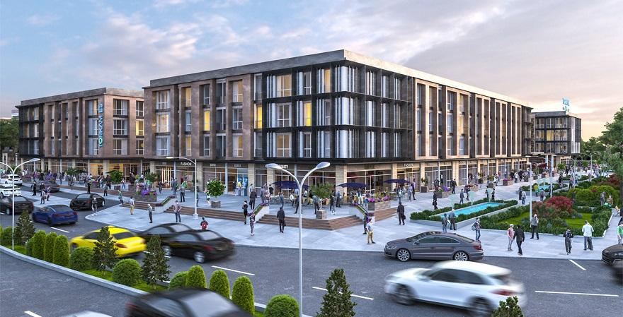 Torkam E5 Projesindeki Dükkanlar 19 Temmuzda Satışa Çıkıyor