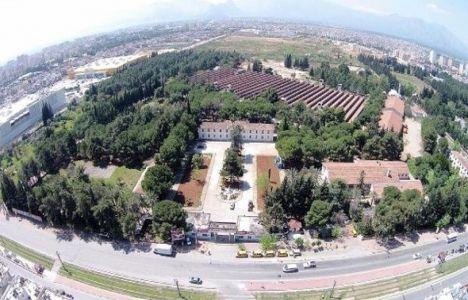 Kepez Dokuma Arazisi Müzeler Kampüsü Oluyor!