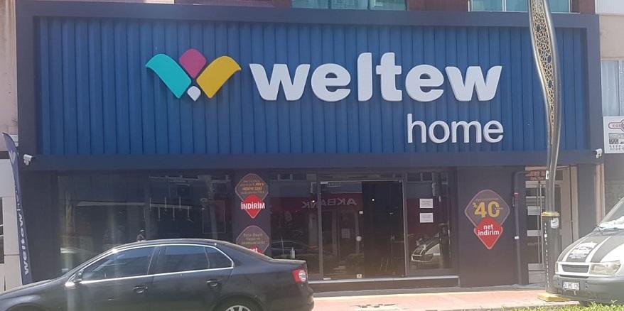 Weltew Home'un İzmir'deki 4. Mağazası Aliağa'da Açıldı