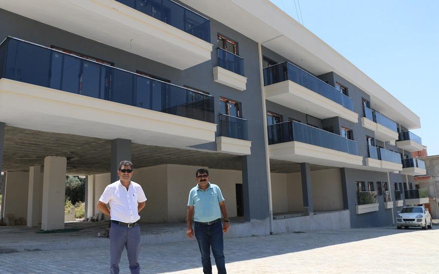 Turan Kardeşler İnşaat Pınarbaşı'nda 5 Yılda 500 Konut Yapacak