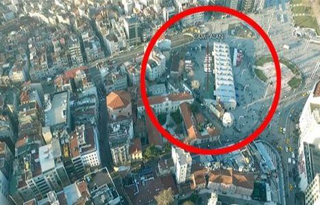 Taksim Camii Projesine Onay Çıktı!