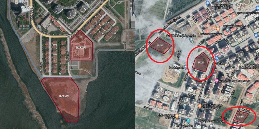 TOKİ İzmir'deki 7 Arsanın İhalesini Yaptı! İşte Teklifler