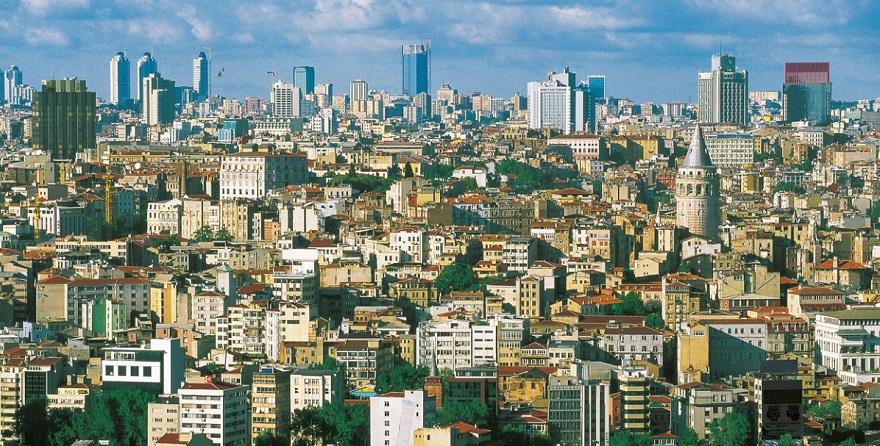 İstanbul Kentsel Dönüşüm Projeleri 2020