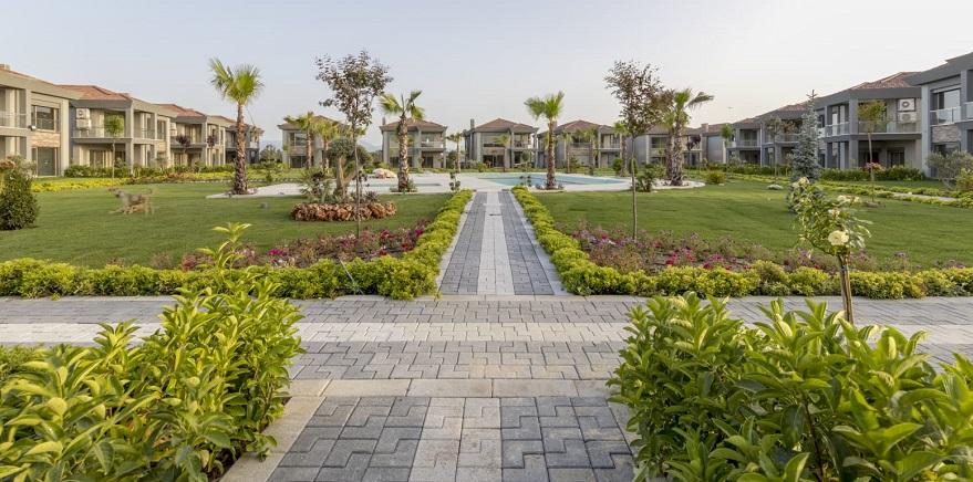 ONAG Sasalı Villaları'nda Yaşam Başladı!