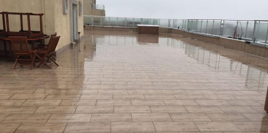 Çatılarda Su Sızmasına Son