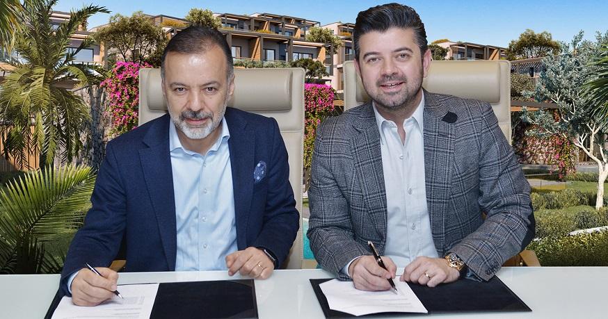 Deniz GYO İlk Projesi Le Chic Bodrum'da Kaya Hotels & Resorts İle Anlaştı