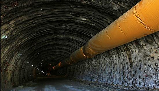 Ovit Tüneli'nde ilk Işığa Az Kaldı