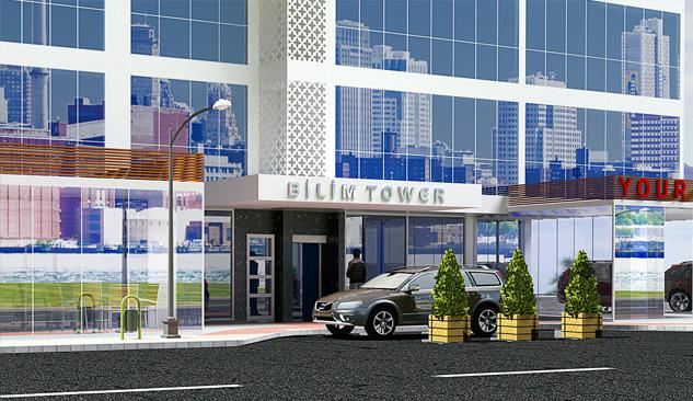 Bilim Yatırım'dan Ümraniye'ye Bilim Tower Projesi!