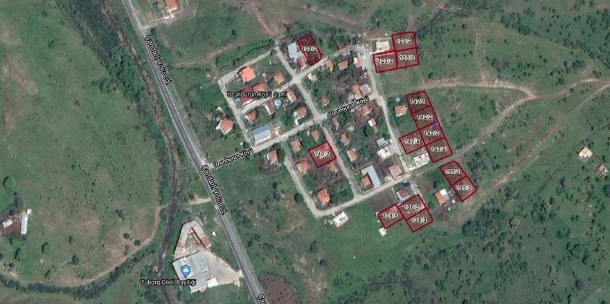 Dikili Belediyesi'nden Satılık 20 Arsa