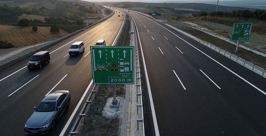 İzmir İstanbul Otoyol Ücreti 2020