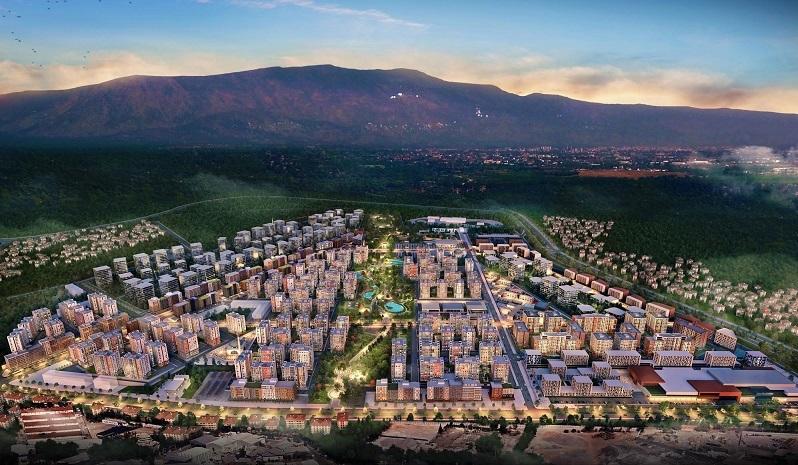 Türkiye'nin en büyük kentsel dönüşüm projesinde teslimler başladı