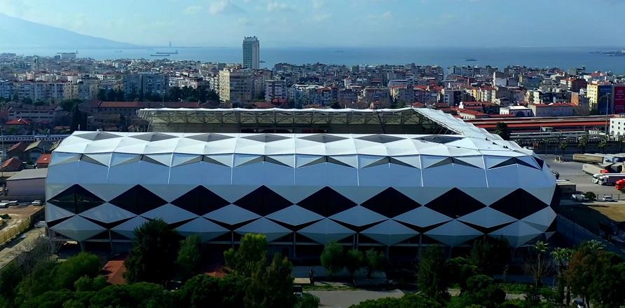 Alsancak Stadı Kasım 2020'de Açılacak