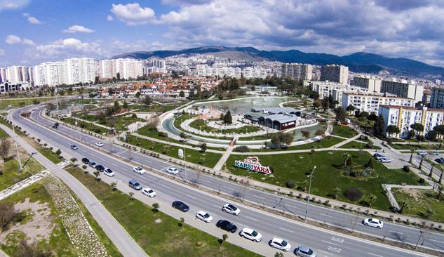 Karşıyaka'da Yeni Yapılara 'Çöp Konteyneri' Şartı