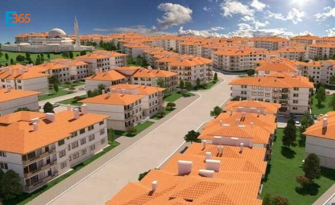 TOKİ Şehitkamil Kuzeyşehir 4. Etap Başvuru 2020