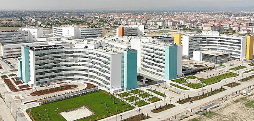 Konya Şehir Hastanesi Açıldı